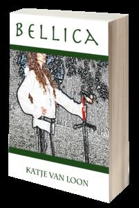 Bellica 3D book cover