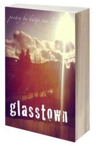 glasstown 3D book cover